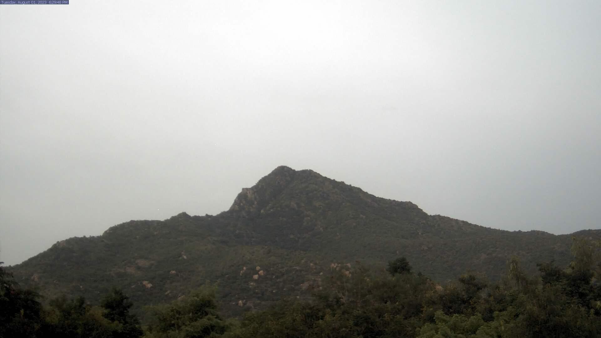 Tiruvannamalai Live Cam, India – Arunachala Mountain